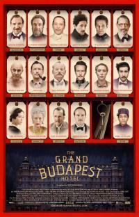 poster budapest